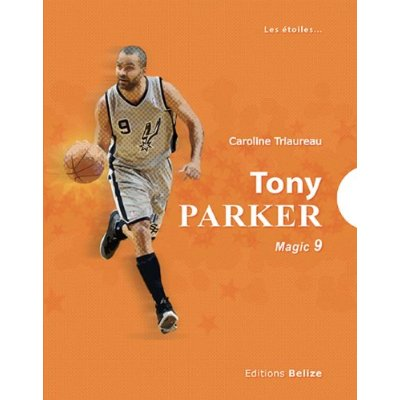 TONY PARKER MAGIC N.9