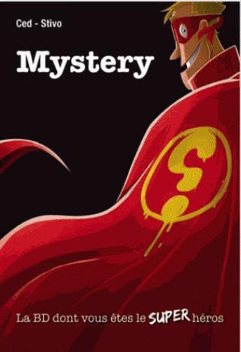 BLR MYSTERY-LA BD DONT VOUS ETES LE SUPER-HEROS