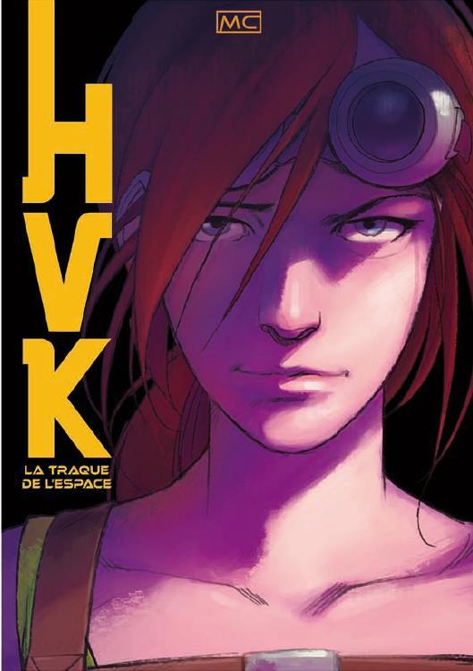 HVK-LA TRAQUE DE L'ESPACE