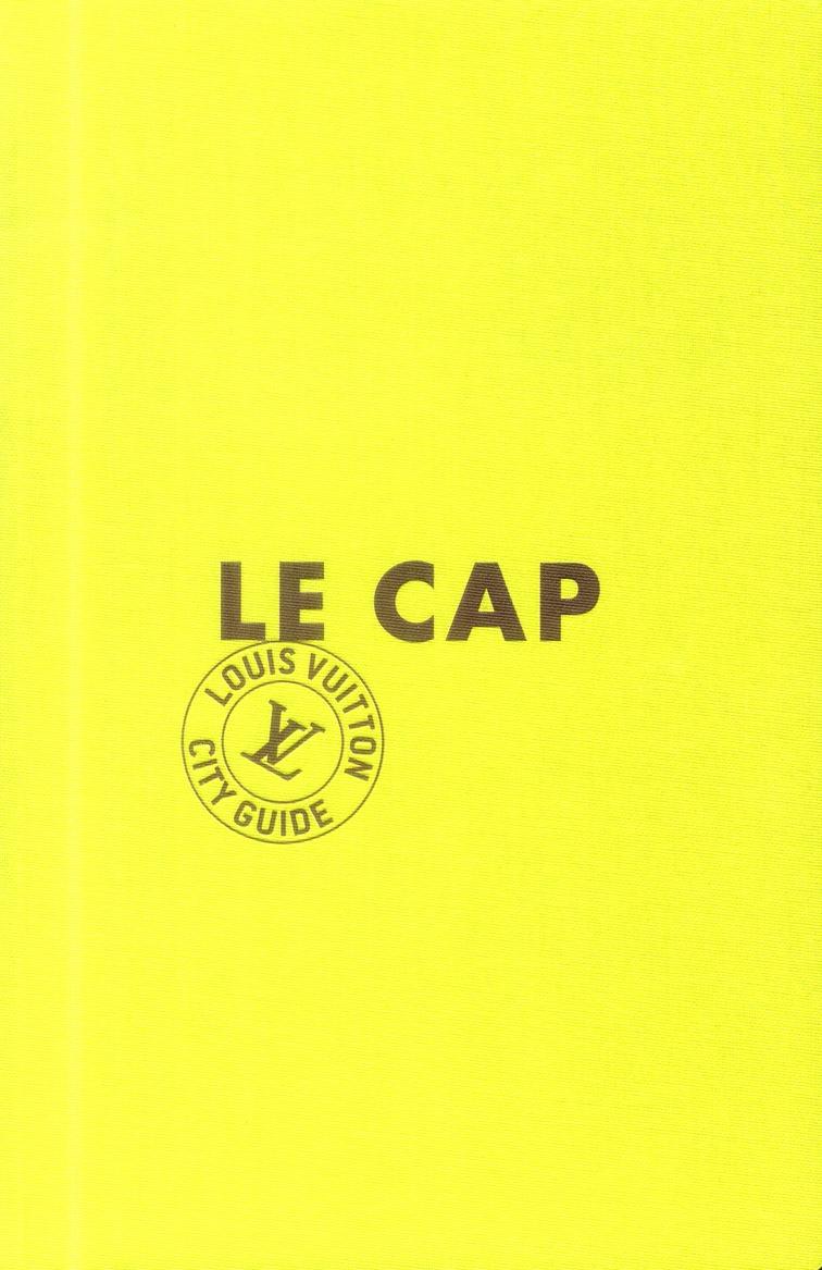 LE CAP CITY GUIDE 2014 VERSION FRANCAISE