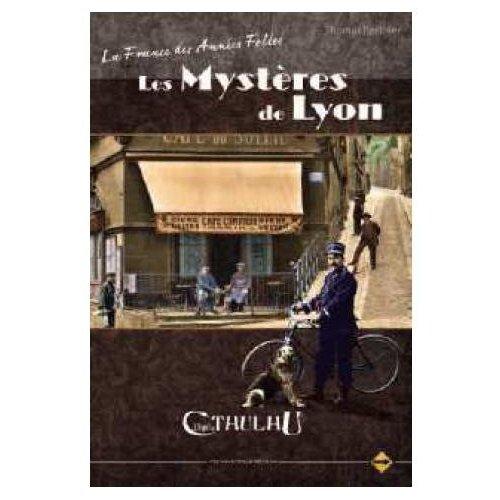 L'APPEL DE CTHULHU V6 - LES MYSTERES DE LYON