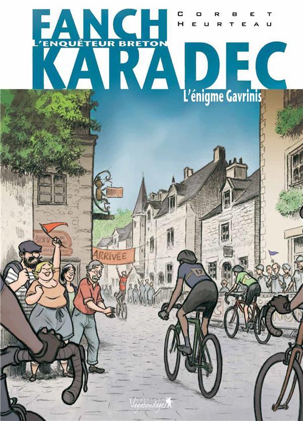 FANCH KARADEC T04 L'EGNIME GAVRINIS