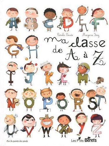 MA CLASSE DE A A Z
