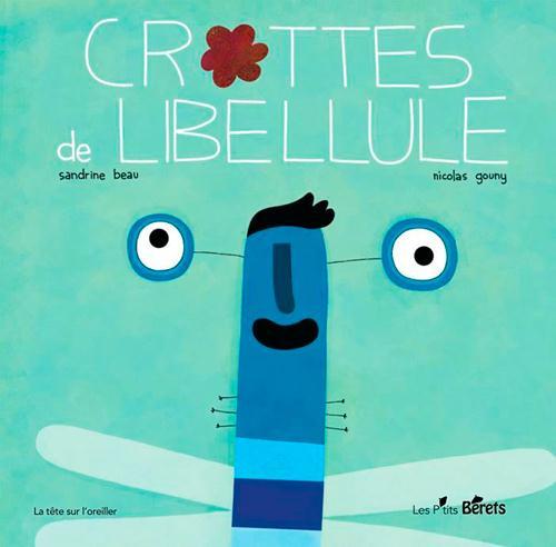 CROTTES DE LIBELLULE