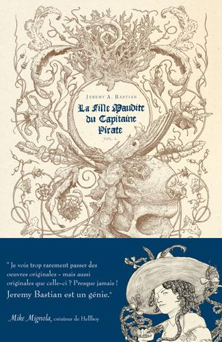 1. LA FILLE MAUDITE DU CAPITAINE PIRATE T01