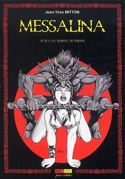 MESSALINA ACTE 01 LE TEMPLE DE PRIAPE