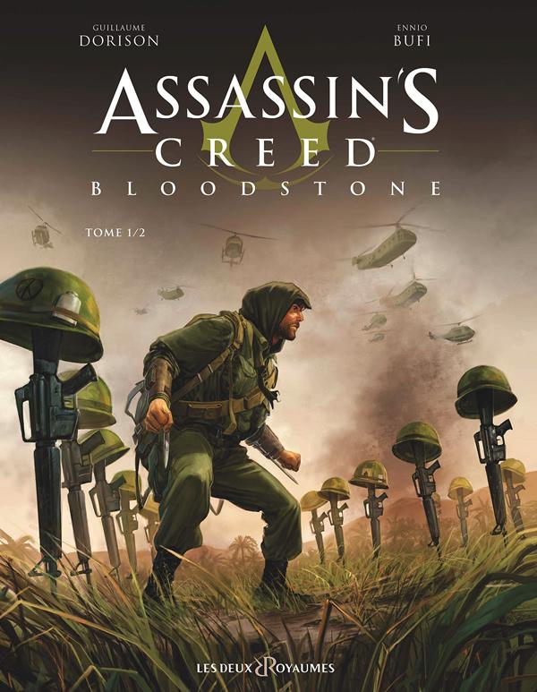 BANDE DESSINEE - ASSASSIN'S CREED BLOODSTONE 1/2
