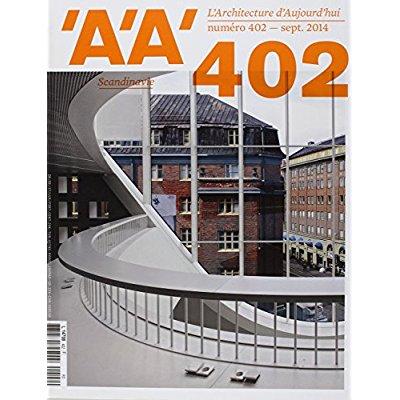 L'ARCHITECTURE D'AUJOURD'HUI N 402 SCANDINAVIE
