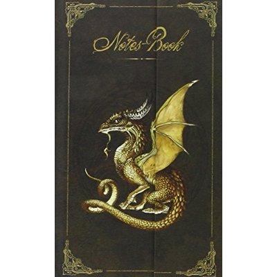 NOTE-BOOK 9X14 DRAGON