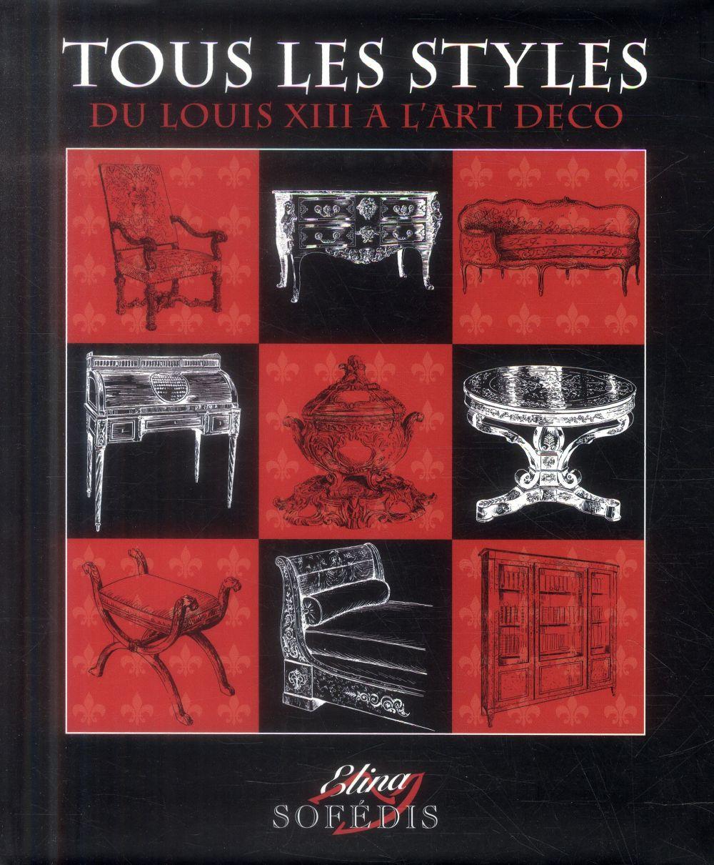 TOUS LES STYLES - NOUVELLE EDITION
