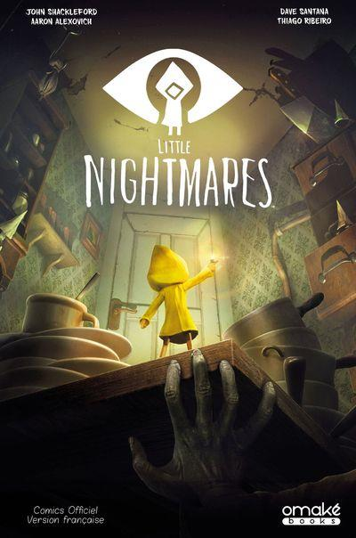 LITTLE NIGHTMARES (COMIC OFFICIEL VF)