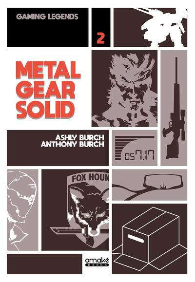 METAL GEAR SOLID  GAMING LEGENDS COLLECTION 02