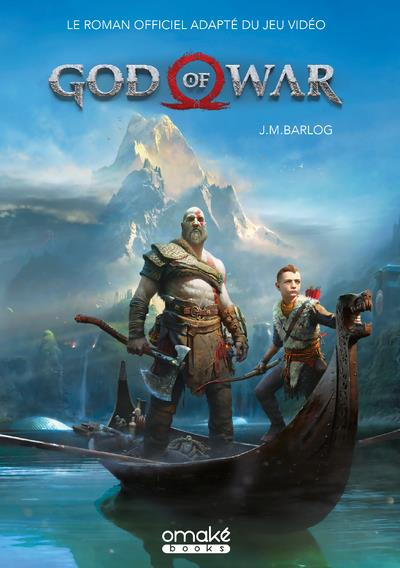 GOD OF WAR  LE ROMAN OFFICIEL DU JEU VIDEO