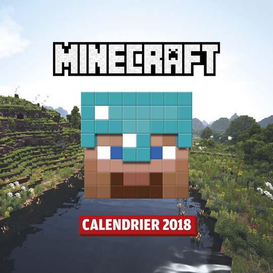 CALENDRIER MINECRAFT 2018
