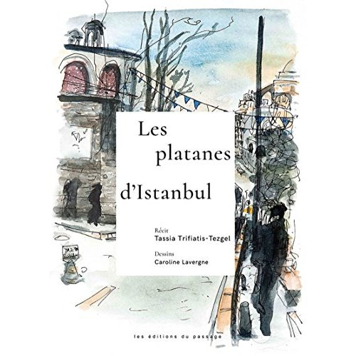 LES PLATANES D ISTANBUL
