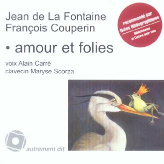 AMOUR ET FOLIES/1CD