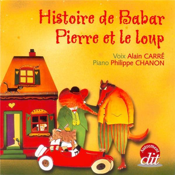 HISTOIRE DE BABAR (L')/1CD - PIERRE-LE-LOUP