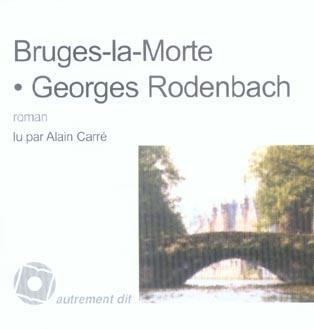 BRUGES LA MORTE/2CD
