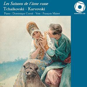 SAISONS DE L'AME RUSSE (LES)/1CD