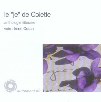 JE DE COLETTE (LE)/1CD