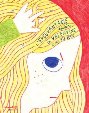 L' EPOUVANTABLE HISTOIRE DE VALENTINE ET SES 118 POUX (RV)