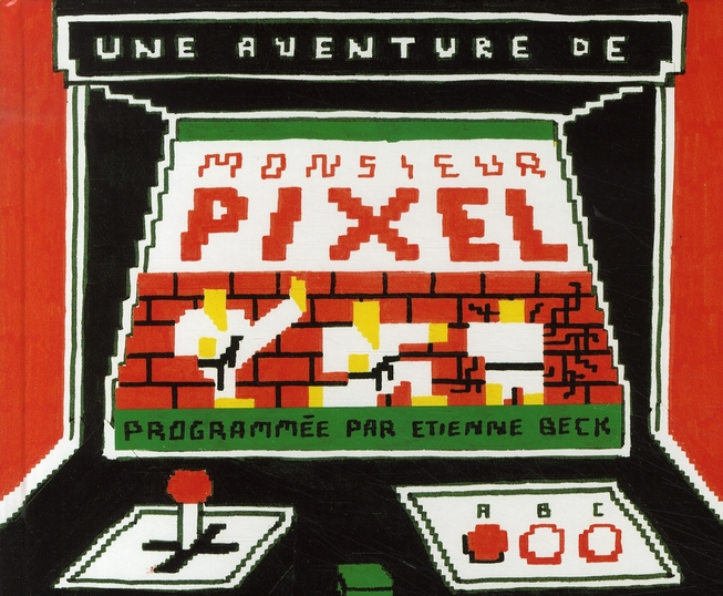 MONSIEUR PIXEL