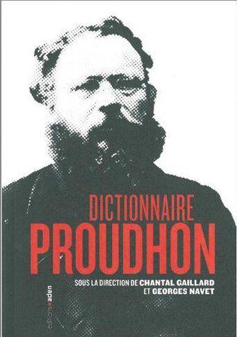 DICTIONNAIRE PROUDHON