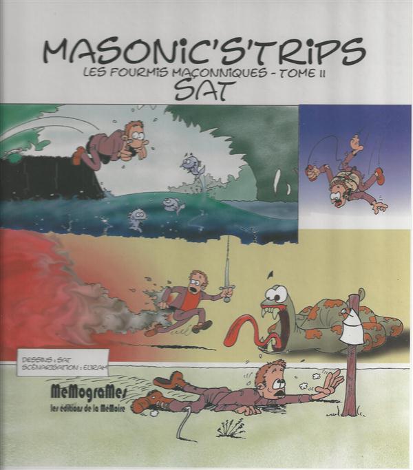 MASONIC'S TRIPS