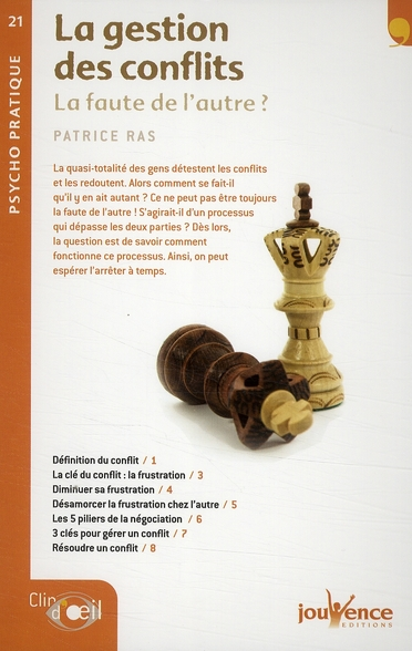 GESTION DES CONFLITS (LA) N.21