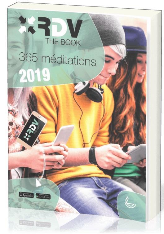 RDV THE BOOK 2019. 365 MEDITATIONS