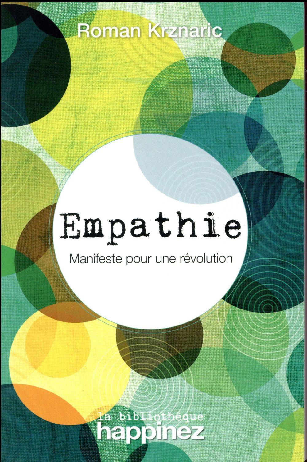 EMPATHIE - MANIFESTE POUR UNE REVOLUTION