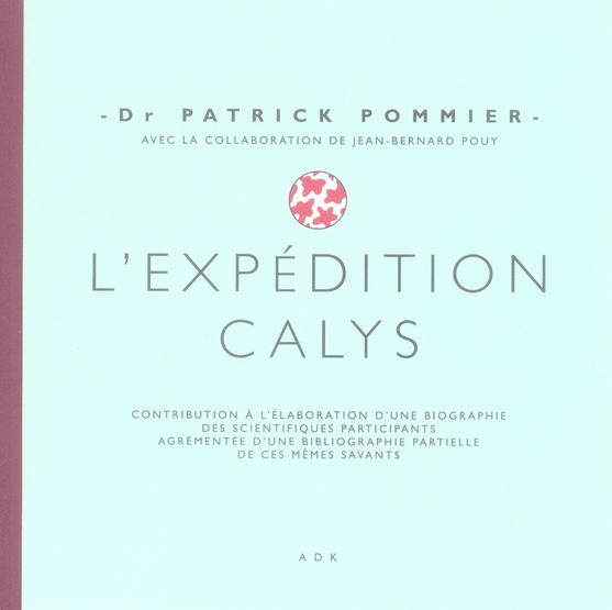 L EXPEDITION CALYS