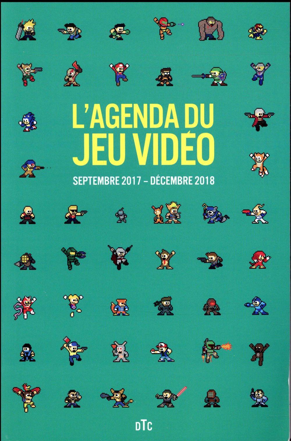 L AGENDA DU JEU VIDEO