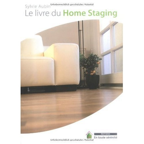 LE LIVRE DU HOME STAGING
