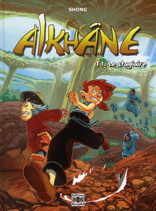 ALKHANE T1-LE STAGIAIRE