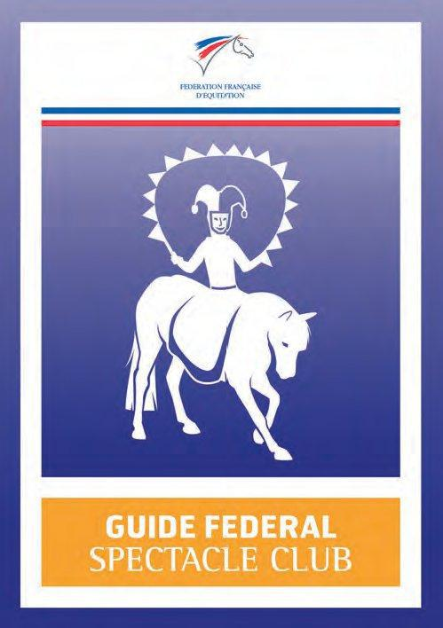 GUIDE FEDERAL SPECTACLE CLUB