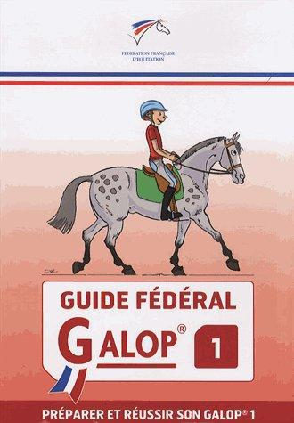 GUIDE FEDERAL GALOP 1