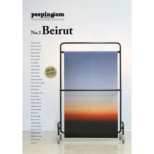 PEEPING TOM'S DIGEST N  3 - BEIRUT (+ DVD)