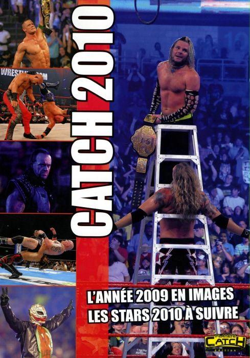 CATCH 2010, L'ANNEE 2009 EN IMAGES, LES STARS 2010 A SUIVRE