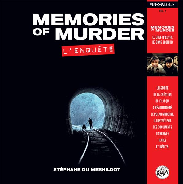MEMORIES OF MURDER, L'ENQUETE
