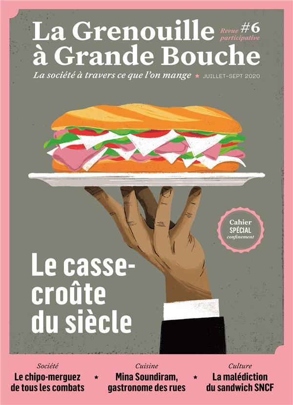 LA GRENOUILLE A GRANDE BOUCHE N°6