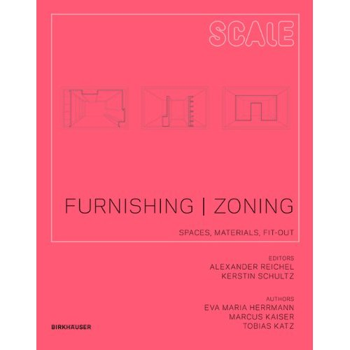 SCALE 4 - FURNISHING I ZONING /ANGLAIS