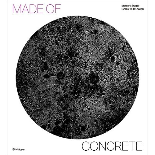 METTLER STUDER - MADE OF CONCRETE