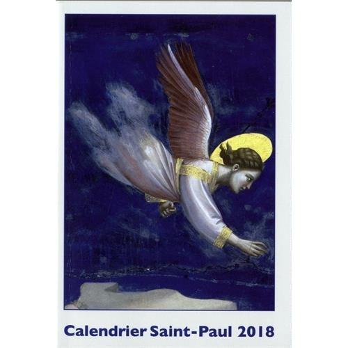 CALENDRIER SAINT PAUL 2018 LIVRE