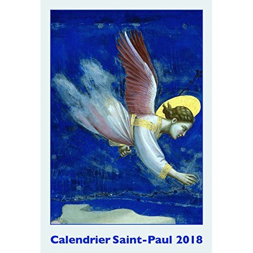 CALENDRIER SAINT PAUL 2018 BLOC