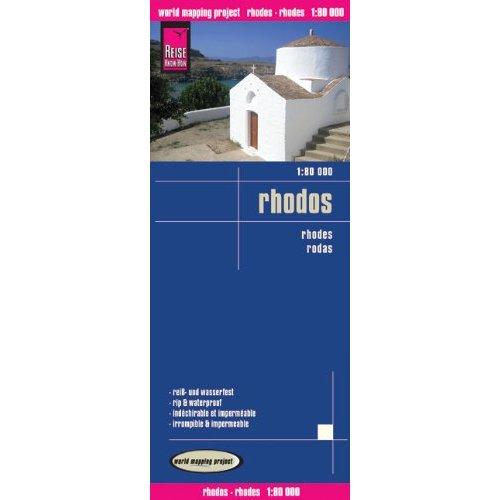 RHODES - 1/80.000