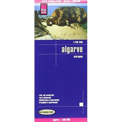 ALGARVE - 1/100.000