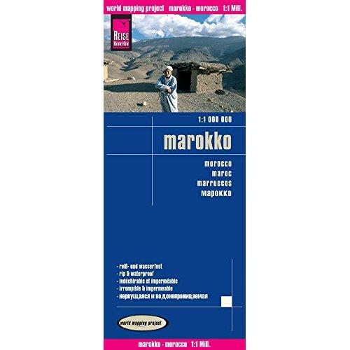 MAROC - 1/1.000.000