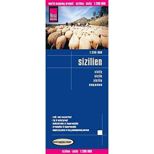 SICILE - 1/200.000