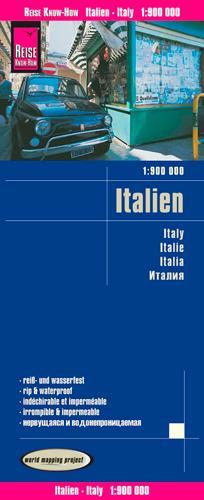 ITALIE - 1/900.000